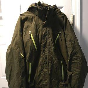 Nike coat shell